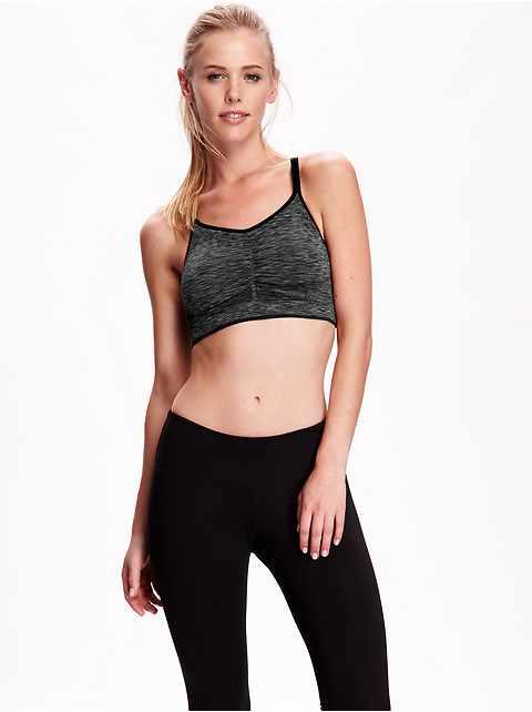 2dd184da81 Seamless Light Support Sports Bra for Women