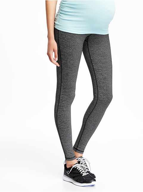 12d22860a5 Maternity Full Panel Elevate Compression Tights