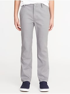 Straight Built-In Flex Uniform Pants for Boys e9b6cb5c7