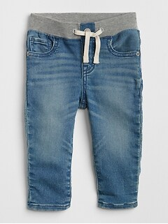 71ceda0f67c Baby Pull-On Slim Jeans