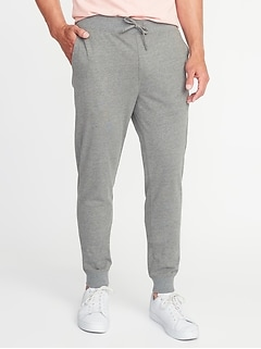 8f39229f0d Soft-Washed Jersey-Knit Joggers for Men