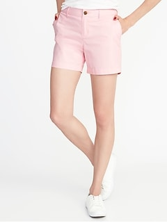 55fdc6db7b8 Mid-Rise Everyday Shorts For Women - 5 inch inseam