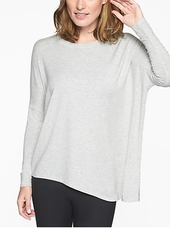 2cf0af2fae4 Final Sale. Cloudlight Relaxed Asym Top