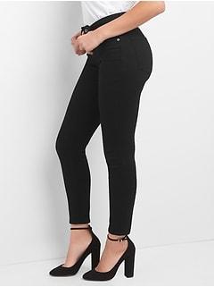 6f08eee3e2f Mid Rise Curvy True Skinny Jeans