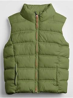 734acdc11541bf Kids Cozy Sherpa Vest