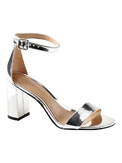 3b07428fad6a Bare High Block-Heel Sandal