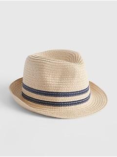 54078a88524 hats. Straw Fedora. Straw Fedora.  19.95. Logo Baseball Hat