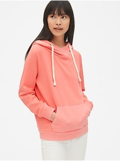 Vintage Soft Crossover Pullover Hoodie