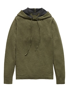 6e84e234c SUPIMA® Cotton Sweater Hoodie