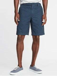 16122d4958d Straight Lived-In Khaki Shorts for Men - 10-inch inseam
