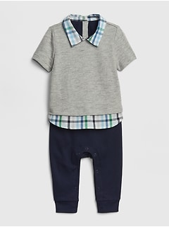 Just Baby Gap Boys Brown Trousers 3-6 Months Baby & Toddler Clothing Bottoms
