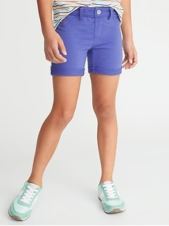 4ef05d519 Cuffed French Terry Shorts for Girls