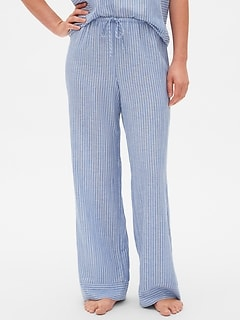 0feed20e10 Dreamwell Stripe Wide-Leg Pants