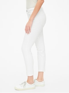 1503cc8467d Mid Rise Curvy True Skinny Ankle Jeans
