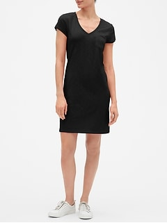 138bdf98d41 Tee Dresses. Short Sleeve T Dress