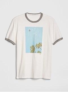 71cb926b Graphic Short Sleeve Crewneck T-Shirt
