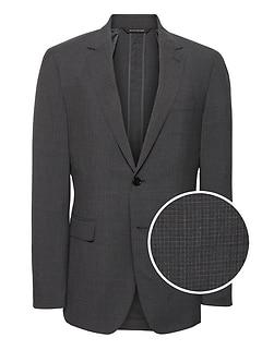 e64c62da6c Slim Smart-Weight Performance Suit Jacket