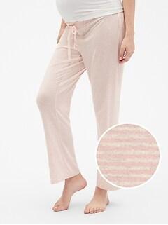 9c036a2deda31 Maternity Modal Sleep Pants