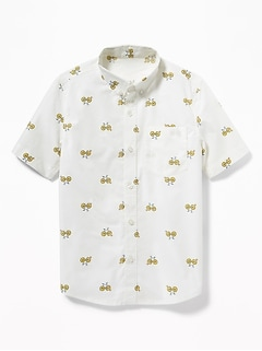 79508d7ddfee8 Boys  Long-Sleeve   Button Up Shirts