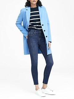 818936edb27 Mid-Rise Skinny Ankle Jean with Raw Hem