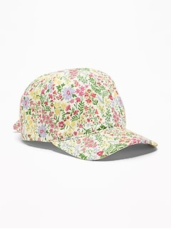 481a48404a4 Printed Bow-Tie Baseball Cap for Toddler   Baby