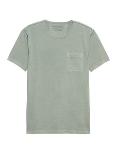 f4faac39 Authentic SUPIMA® Cotton Crew-Neck T-Shirt