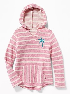 2016aed3b5d French-Terry Hoodie for Girls