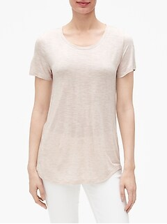 35a856f5f8c Short Sleeve Crewneck T-Shirt