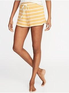 d9fded53f16b Striped Cali-Fleece Shorts for Women