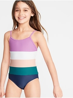 6102b7cf281 Girls' Swimwear & Bathing Suits | Old Navy