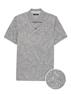 d0b6117d8 Men's Polo Shirts | Banana Republic