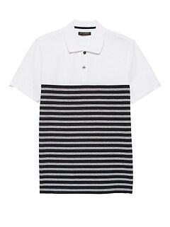 1a6089c878b4 Men's Polo Shirts | Banana Republic