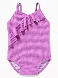 29b307bdb2 Toddler Girl Swimwear & Bathing Suits | Old Navy