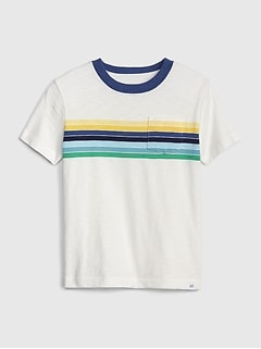 5738680e4 Toddler Boys Tees & Graphic Tees | Gap