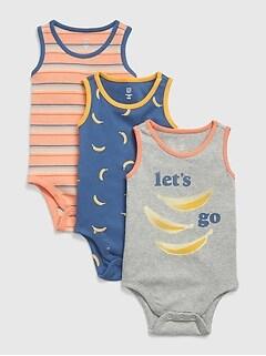 91cb7a4d2a092 Baby Boy Onesie Multi-Packs & Clothing Sets | Gap