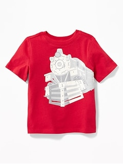 2b33f3ede05 Graphic Crew-Neck Tee for Toddler & Baby