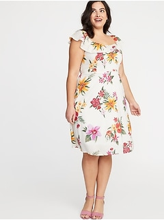 Women\'s Plus Dresses Clearance | Old Navy
