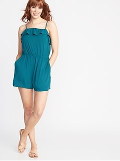 b9ab5d9772a Women's Rompers & Jumpsuits | Old Navy
