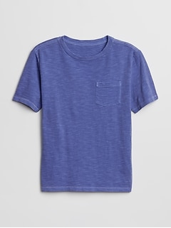 7bda394cfa Garment-Dyed Short Sleeve T-Shirt