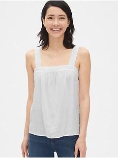 ede36eb53 Women's Tops & Button Down Shirts | Gap
