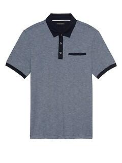 061cec1975e Men's Polo Shirts | Banana Republic