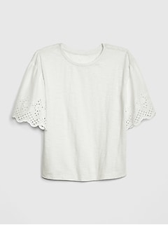 02dcdceb Girls' T-Shirts & Tops | Gap