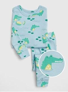ab6394a79 babyGap Alligator PJ Set