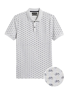 Men's Polo Shirts | Banana Republic
