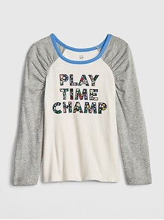 af56a0e08a9e Toddler Graphic Puff-Sleeve T-Shirt