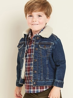 727c92cd9 Toddler Boy Jackets, Coats & Outerwear | Old Navy