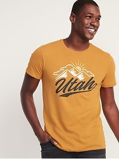 Men's Graphic Tees | Old Navy