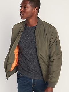Men's Bomber Jackets Coats & Jackets | Old Navy