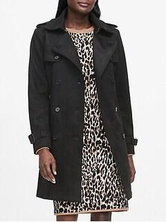 more photos 7fa10 b5647 Women's Trench Coats Coats & Jackets | Banana Republic