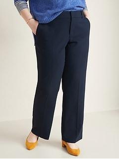 Women\'s Plus Flare Trouser Pants | Old Navy